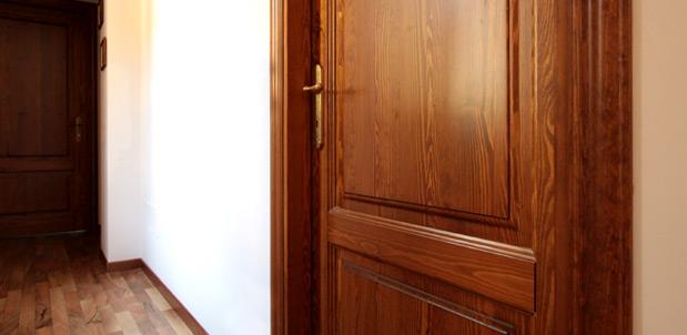 Porte per interno - Fas, fabbricazione artigianale serramenti